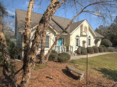 Emerald Isle Single Family Home For Sale: 208 Oyster Catcher