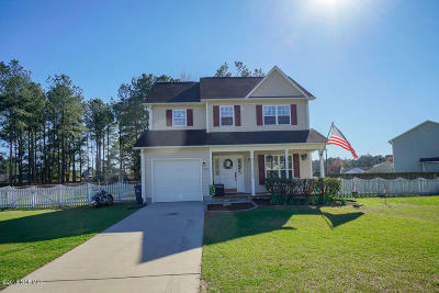 Richlands Single Family Home For Sale: 203 Reef Lane