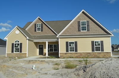 New Bern NC Single Family Home For Sale: $234,000
