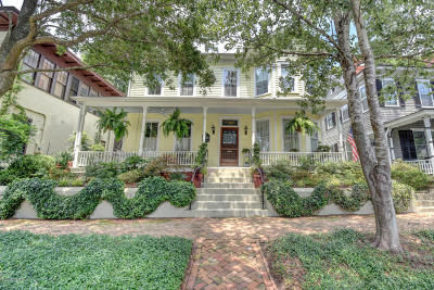 Wilmington Single Family Home For Sale: 207 Nun Street