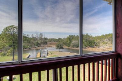 Sneads Ferry Condo/Townhouse For Sale: 452 Chadwick Acres Road #2