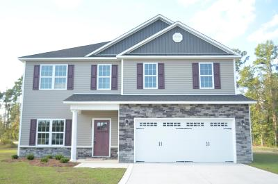 New Bern NC Single Family Home For Sale: $233,000