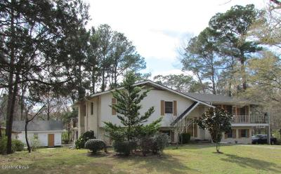 Greenville Single Family Home For Sale: 109 Steward Lane