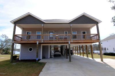 Sneads Ferry Single Family Home For Sale: 102 Mainsail Drive