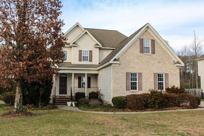 Winterville Single Family Home For Sale: 3824 Forsyth Park Court