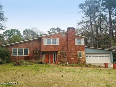 Wilmington Single Family Home For Sale: 4415 Cascade Road