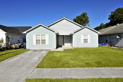 Jacksonville Single Family Home For Sale: 3013 E Windgate Court