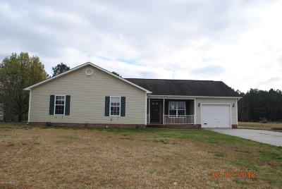Jacksonville Single Family Home For Sale: 214 Brookstone Way