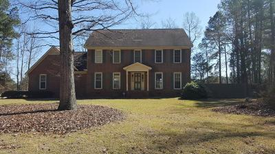 Edgecombe County Single Family Home For Sale: 201 Pescud Street