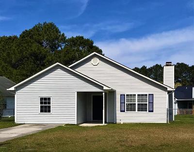 Jacksonville Single Family Home For Sale: 1111 Shroyer Circle