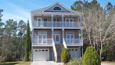 Beaufort Single Family Home For Sale: 540 Shipmast Court