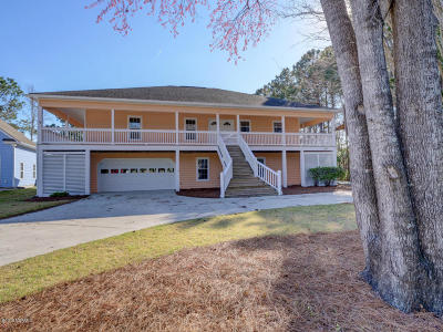 Wilmington Single Family Home For Sale: 800 Cobia Lane