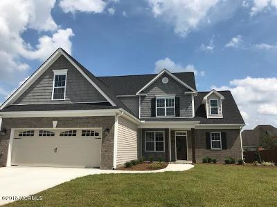 Winterville Single Family Home For Sale: 2117 Coleman Drive