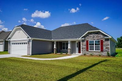 Winterville Single Family Home For Sale: 2835 Ange Street