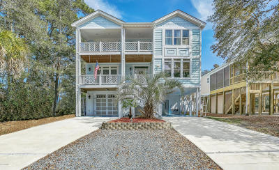 Oak Island Single Family Home For Sale: 326 NE 42nd Street
