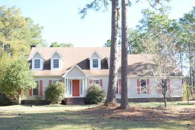 Shallotte Single Family Home Active Contingent: 18 Palmer Drive