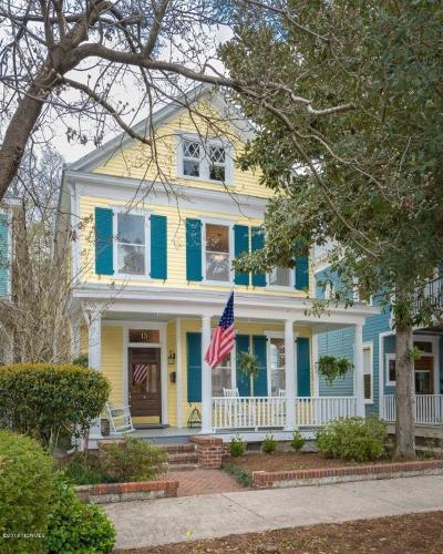 Wilmington Single Family Home For Sale: 15 S 4th Street