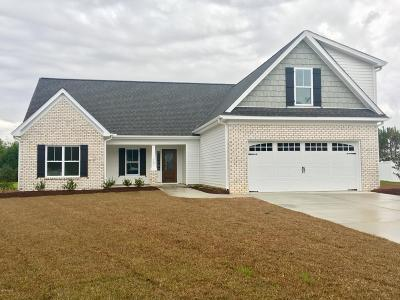 Greenville Single Family Home For Sale: 757 Red Birch Lane