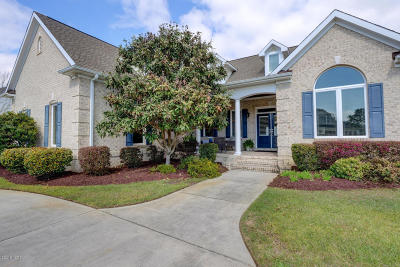 Pecan Grove Plantation Single Family Home Active Contingent: 402 W Island View Drive