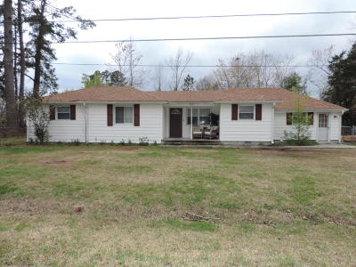 Havelock NC Single Family Home For Sale: $135,000