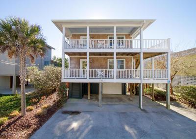 Wrightsville Beach Single Family Home For Sale: 821 Schloss Street