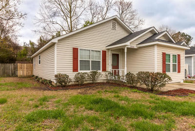 Onslow County Single Family Home For Sale: 2046 Foxhorn Road