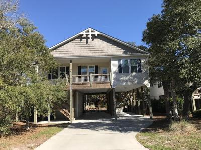 Oak Island Single Family Home For Sale: 132 NW 3rd Street