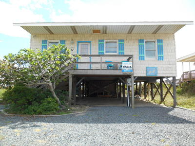 Oak Island Single Family Home For Sale: 2307 W Beach Drive