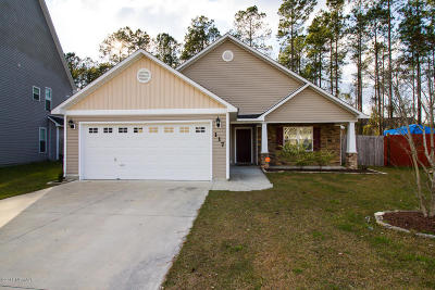 Jacksonville Single Family Home For Sale: 117 Ironwood Court