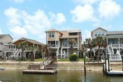 Ocean Isle Beach Single Family Home For Sale: 46 Newport Street