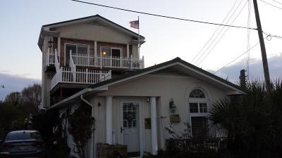 Atlantic Beach Single Family Home For Sale: 109 Caribbean Road