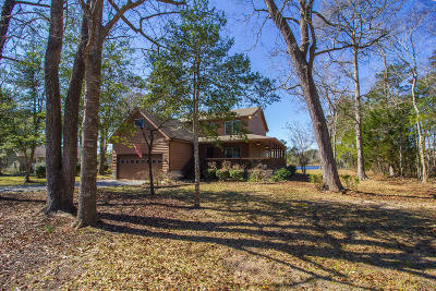 Havelock Single Family Home For Sale: 395 Taylor Road