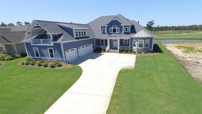 Leland Single Family Home For Sale: 1499 Cape Fear National Drive
