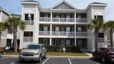 Sunset Beach Condo/Townhouse For Sale: 886 Great Egret Circle SW #5