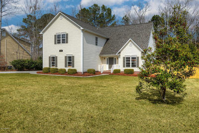Jacksonville Single Family Home For Sale: 1111 Westmoreland Drive