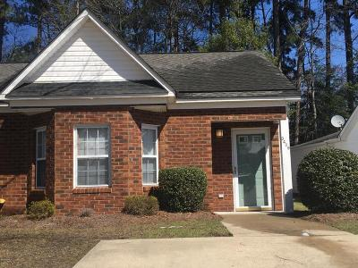 Greenville Single Family Home For Sale: 3406 Westgate Drive