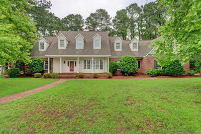Jacksonville Single Family Home For Sale: 100 Sussex Court