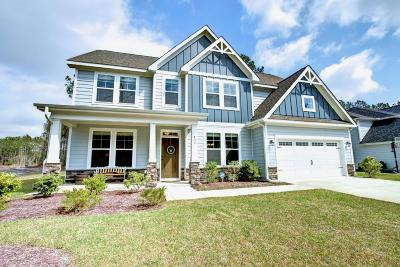 Sneads Ferry Single Family Home For Sale: 432 Canvasback Lane