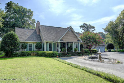 Hampstead Single Family Home For Sale: 117 White Heron Cove