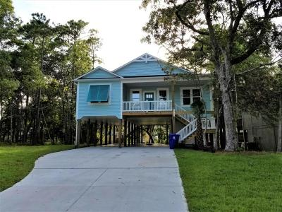 Oak Island Single Family Home For Sale: 221 NE 35th Street