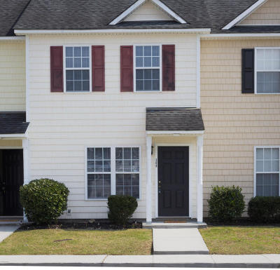 Jacksonville Condo/Townhouse For Sale: 306 Ashwood Drive