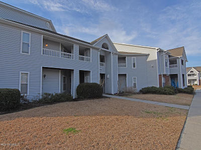 Wilmington NC Condo/Townhouse For Sale: $142,000