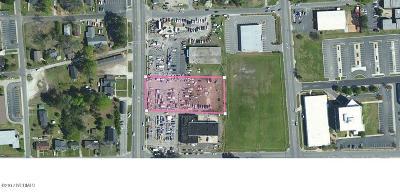 Whiteville Commercial For Sale: 307 Jk Powell Boulevard