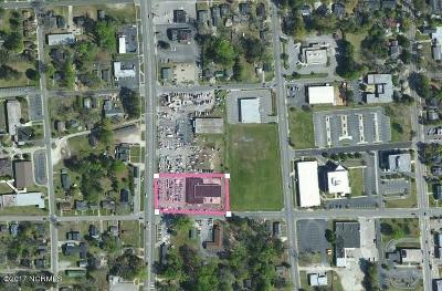 Whiteville Commercial For Sale: 303 Jk Powell Boulevard