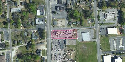 Whiteville Commercial For Sale: 317 Jk Powell Boulevard