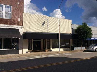 Whiteville Commercial For Sale: 707 S Madison Street