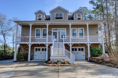 Hampstead Single Family Home For Sale: 109 E High Bluff Drive