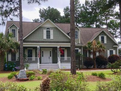 Newport Single Family Home For Sale: 113 Marsh Harbour Drive