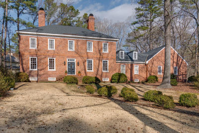 Nash County Single Family Home For Sale: 125 Steeple Chase Road