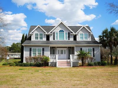 Supply Single Family Home For Sale: 2478 Holden Beach Road SW